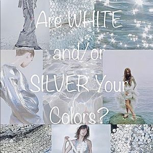 Jewelry - 🕊 Is WHITE or SILVER Your Color? 🕊